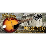 Washburn Mandolin Pack Tobacco Sunburst