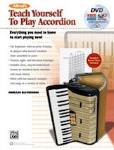 Alfred's Teach Yourself to Play Accordion Bk/DVD & Online Audio, Video & Software