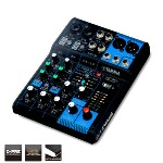 Yamaha 6 Channel MG Series Mixer w/Effects