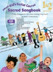 Alfred's Kid's Guitar Course Sacred Songbook 1 & 2 Bk/CD