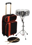 Ludwig Student Percussion Snare Kit w/ Stand and Bag