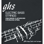 GHS Flatwound Med Bass Strings