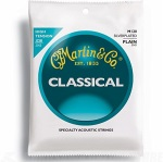 Martin Classical Strings High Tension