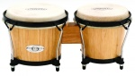 Toca Synergy Bongos, Natural Gloss