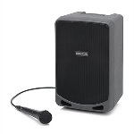 Samson Rechargeable Portable PA with Bluetooth