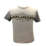 Martin Unplugged Tee Shirt Lge