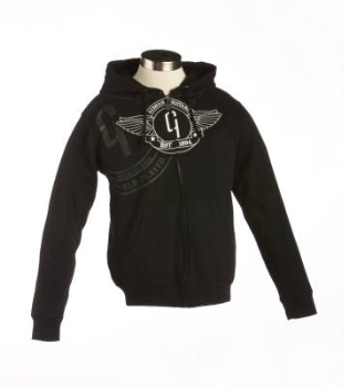 Gibson Men's Hoodie - Medium